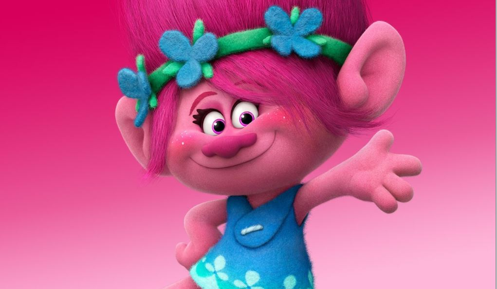 Trolls: recensione del colorato film animato dreamworks moviemedia.it