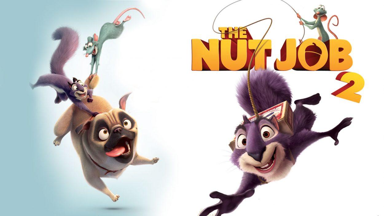 The Nut Job Movie Wallpaper Nut Job 2: andiamo a c...