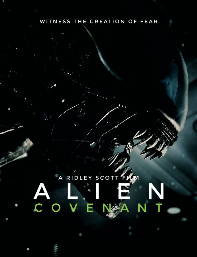 Alien: Covenant Ridly Scott