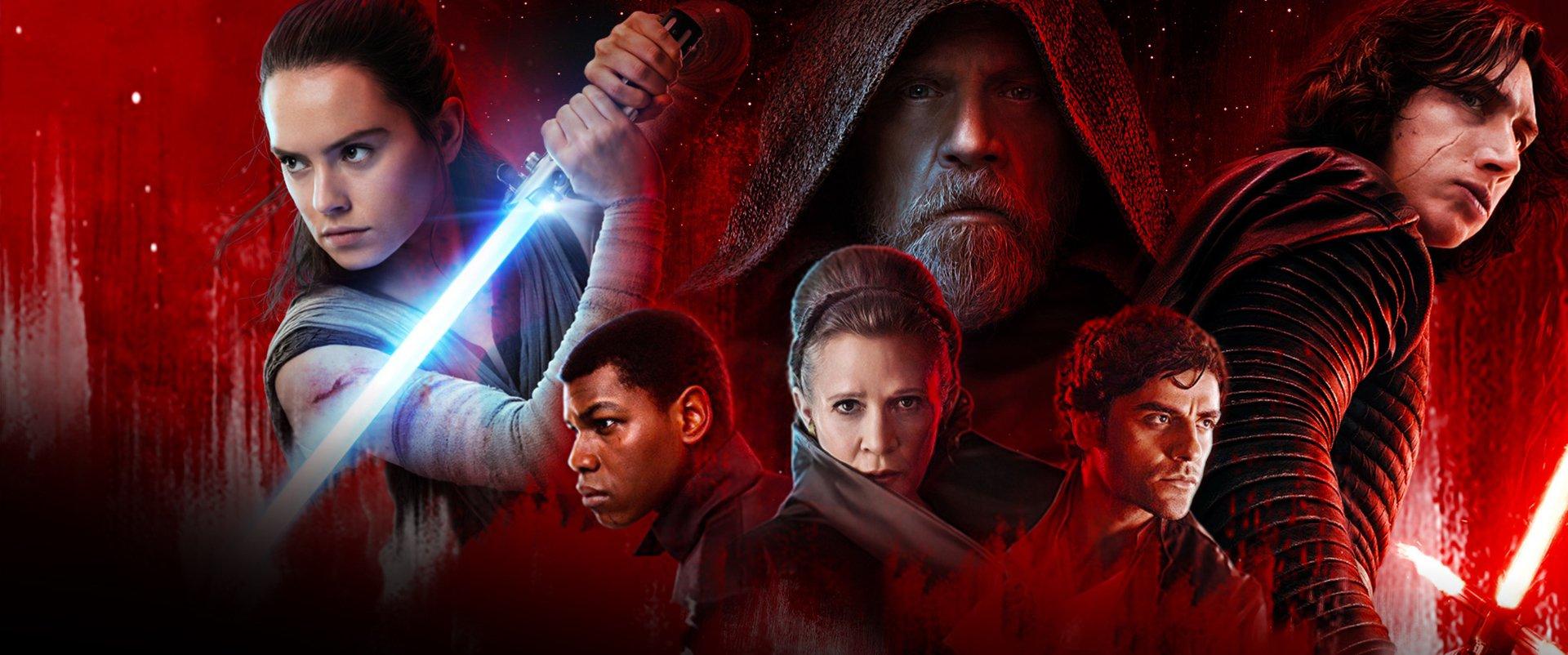 Star Wars Gli Ultimi Jedi: il primo trailer ufficiale ... - photo#45