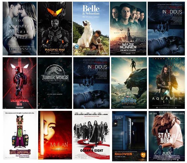 Sequel, Remake, Reboot E Spin-Off In Uscita Al Cinema Nei