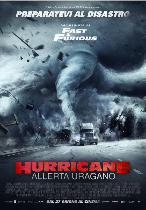 HURRICANE - ALLERTA URAGANO (The Hurricane Heist)