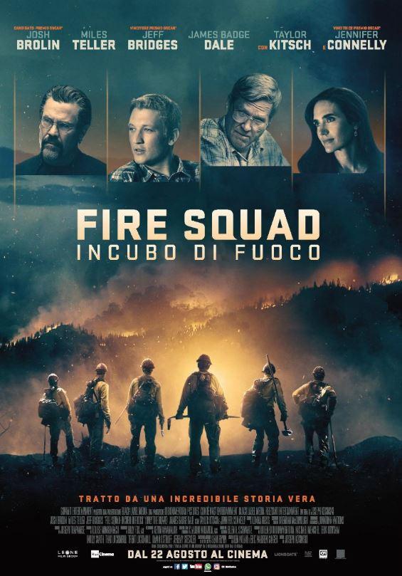 FIRE SQUAD - INCUBO DI FUOCO (Titolo originale: Only the Brave)