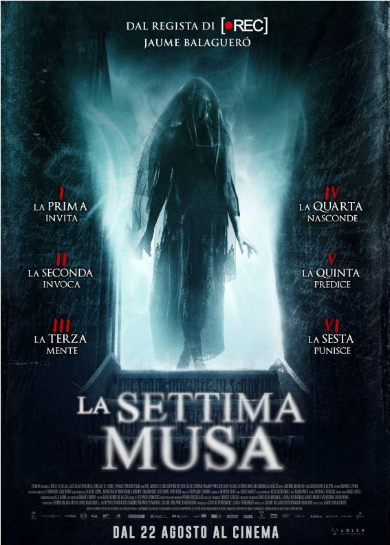 LA SETTIMA MUSA (Titolo originale: Muse)