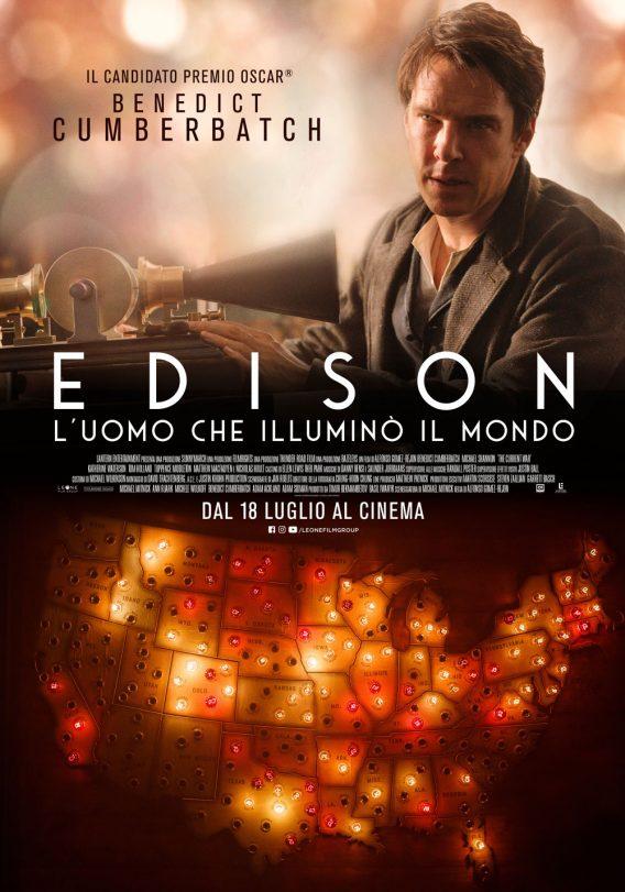 EDISON, L'UOMO CHE ILLUMINO' IL MONDO Titolo originale: The Current War