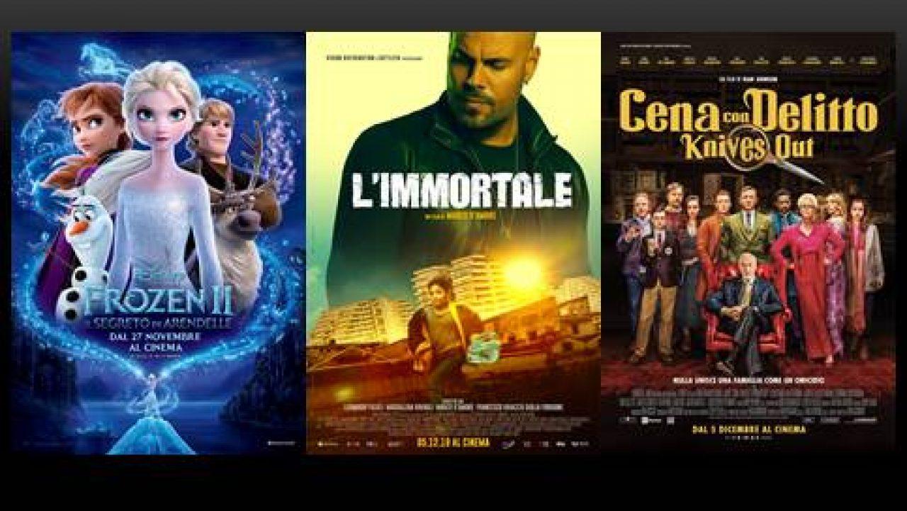Box Office: L'Immortale e Cena con delitto – Knives Out sorprendono il box office di questa settimana