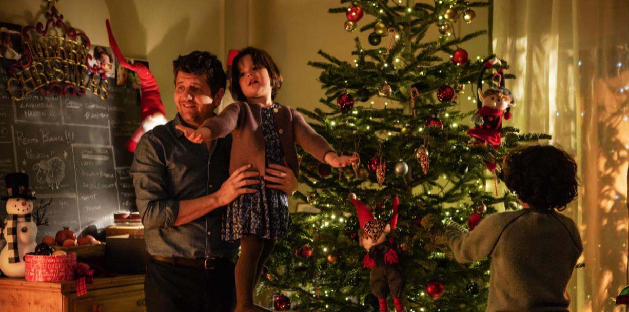 10 Giorni con Babbo Natale – Teaser Trailer – Al cinema dal 16 dicembre