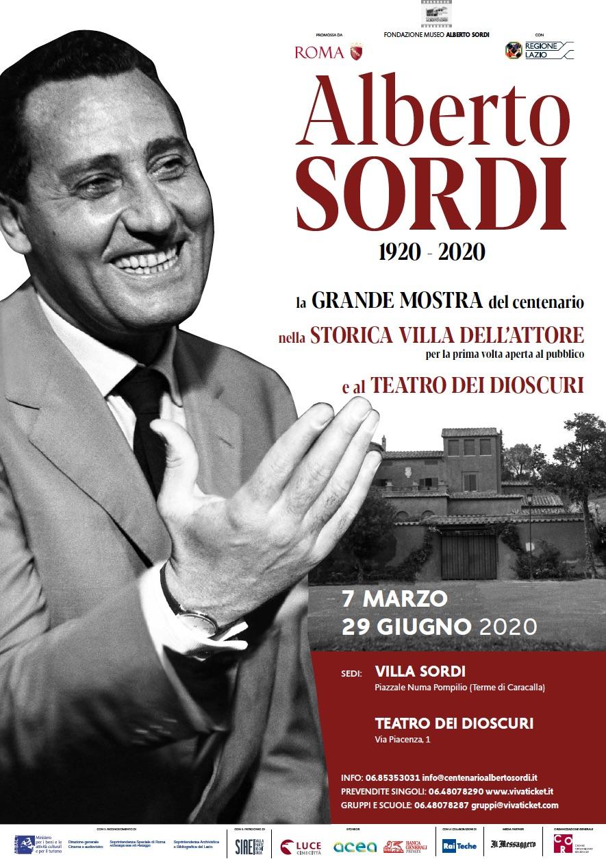 Alberto Sordi Centenario