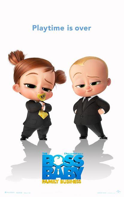 BABY BOSS 2, AFFARI DI FAMIGLIA