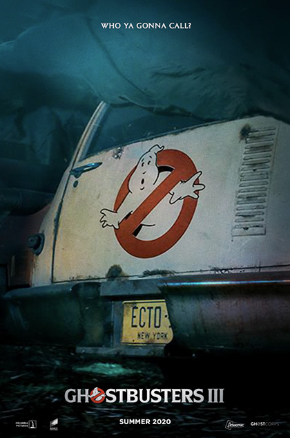 GHOSTBUSTERS 3 LEGACY