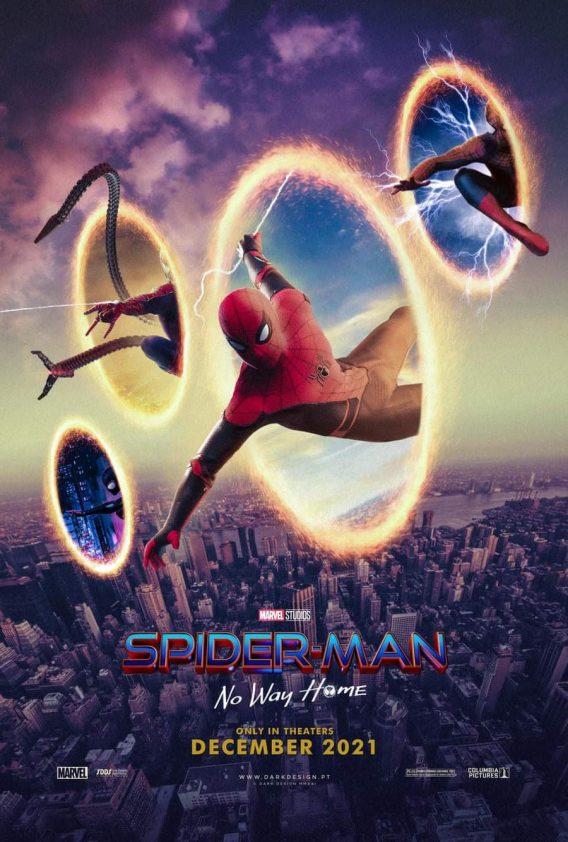 SPIDER-MAN, NO WAY HOME